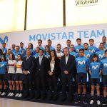 Test: Movistar lance un concours pour les fans de conception de maillot
