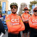 Analyse de l'atelier: L'équipe CCC suspend la majorité de son personnel et réduit les salaires des coureurs
