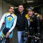 Nos tests: Bruyneel défend la stratégie du Tour de France 2009 pendant la «guerre» Armstrong-Contador