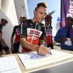 Test: Philippe Gilbert condamné à une amende pour s'être entraîné en plein air lors du confinement d'un coronavirus à Monaco