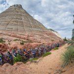 Test: Le Tour de l'Utah annule la course 2020